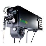 Воздухонагреватели на отработанном масле