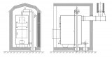 Наружный котел Т-32АМК (Стандарт)